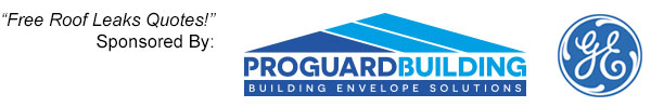 Proguard Group Building roof leaks ge commercial roof coatings metal bitumen free quote