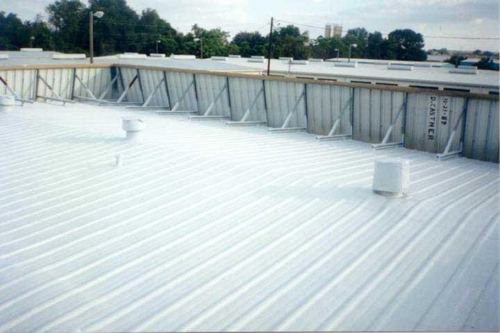 metal roof repair restoration contractors free quote
