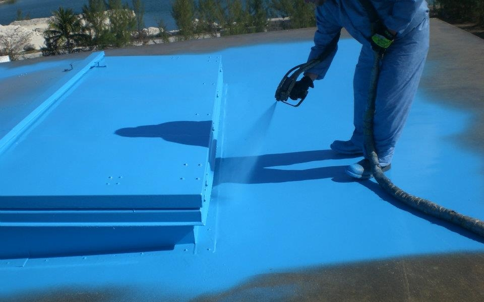 Roof Leaks Coating Systems